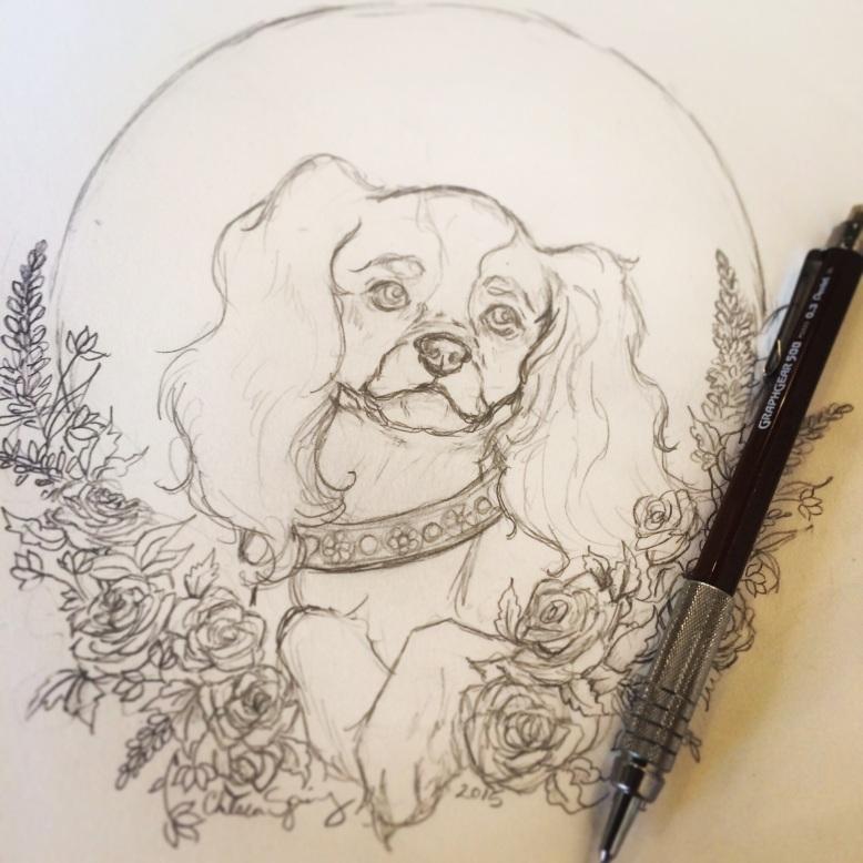 Cavalier by Chelsea Ann Spring